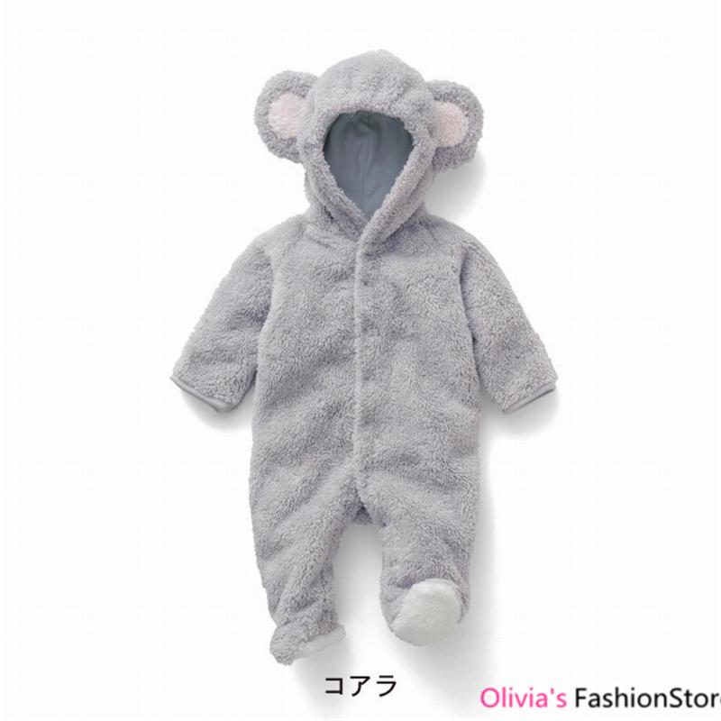 Winter Newborn Baby Boy Clothes Flannel Girls Clothing