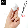 Mini GSM GPS Tracker 45x35mm for Kids Elderly Personal Smallest Track with SOS Two way Communication