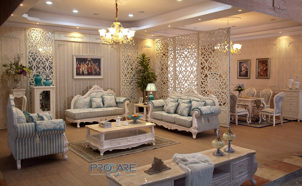 italian oak solid wood sofa furniture sets, fabric sofas for living room from China,living room couch set(China (Mainland))