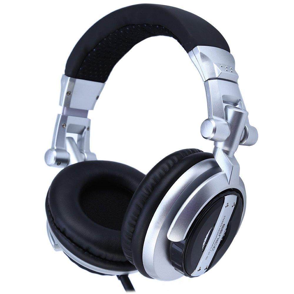Portable Foldable Earphone Headphone Somic ST-80 Professional Monitor Music Headset HiFi Super Bass DJ Headband Headphones(China (Mainland))