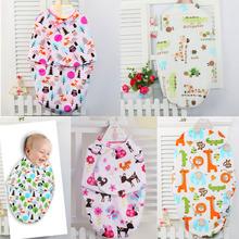 Winter Baby Swaddle Wrap Soft Envelope For Newborn Baby Blanket Swaddle Owl Sleeping Bag Infant Bedding Animal(China (Mainland))