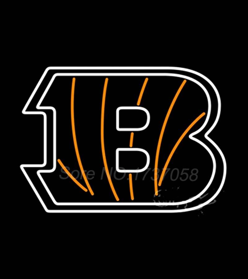 Cincinnati Bengals B NFL Neon Sign Dallas Cowboys Neon