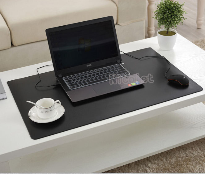 Resin Extra Large Office Writing Desk Mouse Pad Mat Placemat Laptop