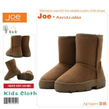 free shipping kids winter boots,children snow boots,baby winter boots size 17-22(China (Mainland))