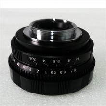 "Good 8mm f/3.8 C mount 4/3"" Fisheye Micro Camera lens for Micro MFT M4/3 E-PL7 M1 GH4 EOS M / M2 / M3 Fujifilm X-E2 mirroless(China (Mainland))"