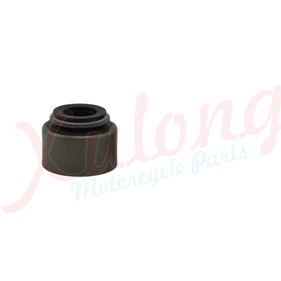 1pcs 100% Brand New Motorcycle Accessories Spiracle valve stem oil seal for Kawasaki BJ250 BJ 250 TR250 TR 250 Valve Oil Seal(China (Mainland))