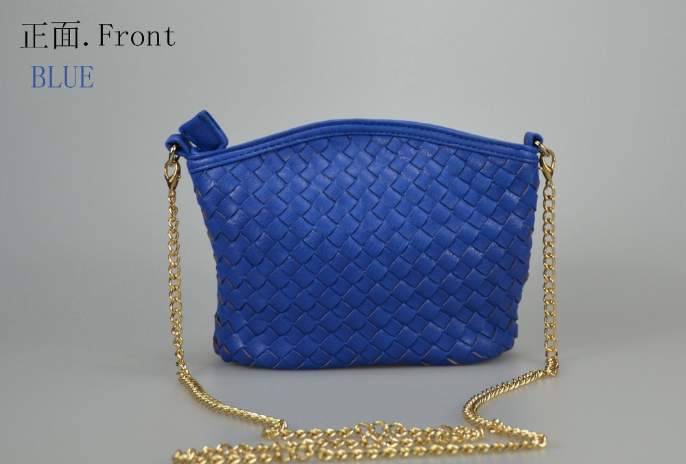2015 New Hot Women Envelope bags Clutch Chain Purse Lady Hand bag Shoulder girl Hand Bag Gift Cheap 6 Colors Drop Free(China (Mainland))