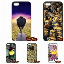 Buy Despicable Gru Minions Army Phone Cover Case iPhone SE Xiaomi Mi3 Mi4 Mi5 Redmi Note 2 3 Samsung Galaxy Alpha Ace 2 3 4 for $4.98 in AliExpress store