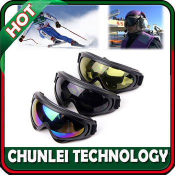 Free shipping ! 3 Colors ! New Motorcycle Bike Bicycle Ski Scooter Windproof Eye Protection Glasses Goggles