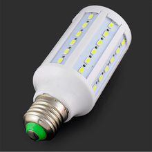 LED Corn Light E27 12W 6000K 1200lm 5630 LED Lights Accessories Lamps Promotion Discount Free Shipping Aluminum(China (Mainland))