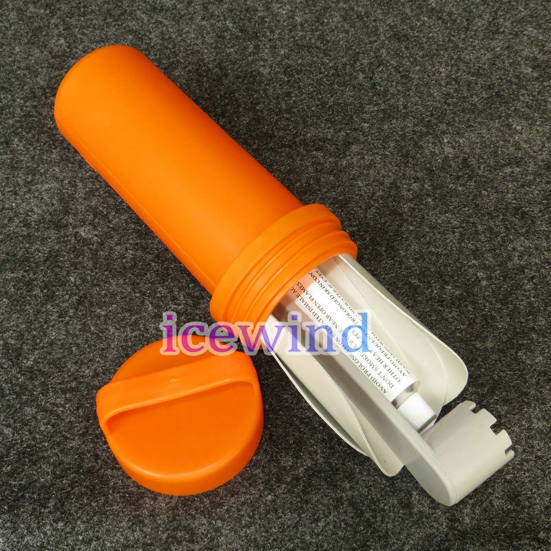 1Set Repair Kit For Inflatable Boat Water Toy PVC Patch + Glue+ Valve Wrench Container(China (Mainland))