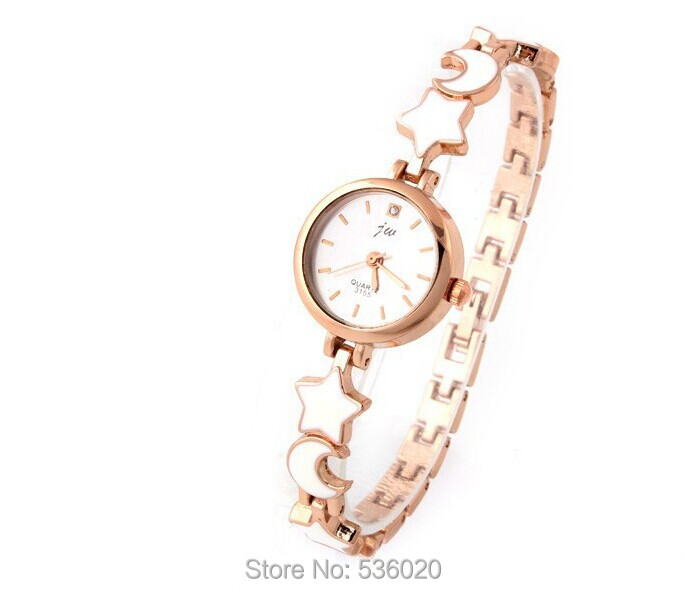 Ladies dress watch Bracelet cool Stars band Quartz Watches Women Fashion Casual Clock relogio masculine female 2015 - ShenZhen OKE Trade Co.,LTD store