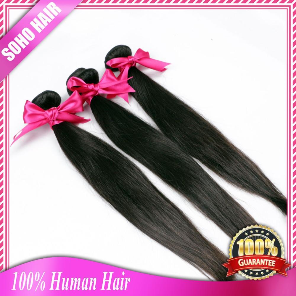 West Kiss Virgin Hair Company 8A European Virgin Hair Straight Queens Hair Products Ali Noda Products Cheap And Weave(China (Mainland))