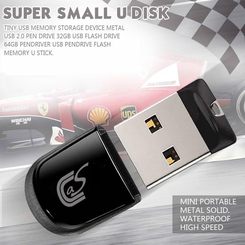 32GB super mini flash Waterproof Metal USB Flash Drive PenDrive 64GB 16GB 8GB USB Flash Memory Stick key Ring to default custom(China (Mainland))