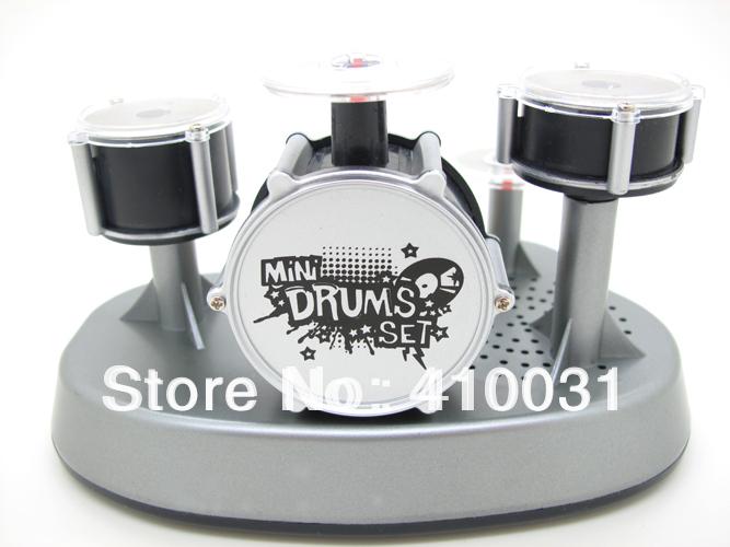 mini finger drum set novelty desk musical touch