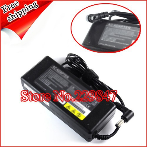For Fujitsu FMV Lifebook T580 T730A T900 U1010 laptop power supply power AC adapter charger cord 19V 4.22A 80W(China (Mainland))