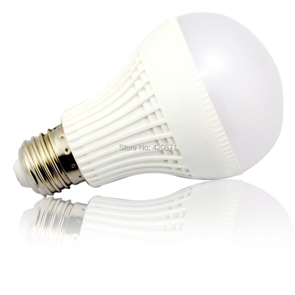 LED Bulb E27 Edison Globe Light Bulb SMD 5730 Warm/Cold White Energy Efficient Lamp 85-225V 3/5/7/9/12W Replace Incandescent(China (Mainland))