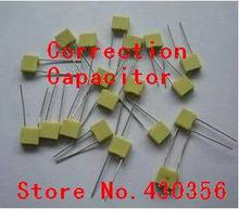 Buy 20 pcs Correction capacitor 100V 102 1nf for $1.50 in AliExpress store