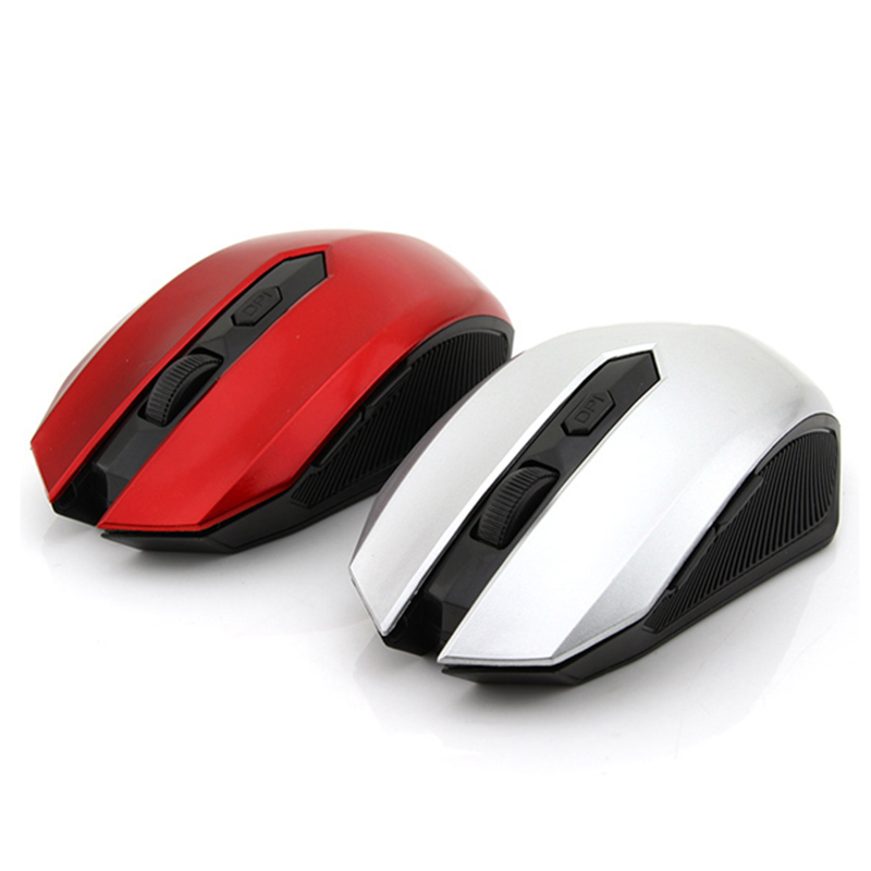 Free Shipping Hot Sale 2.4G Optical Mouse Gaming Cheap PC Mouse Wireless for Laptop Mice(China (Mainland))