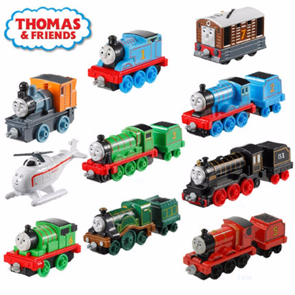 Best Thomas And Friends Toys And Trains : Diecast metal thomas and friends train the bhr