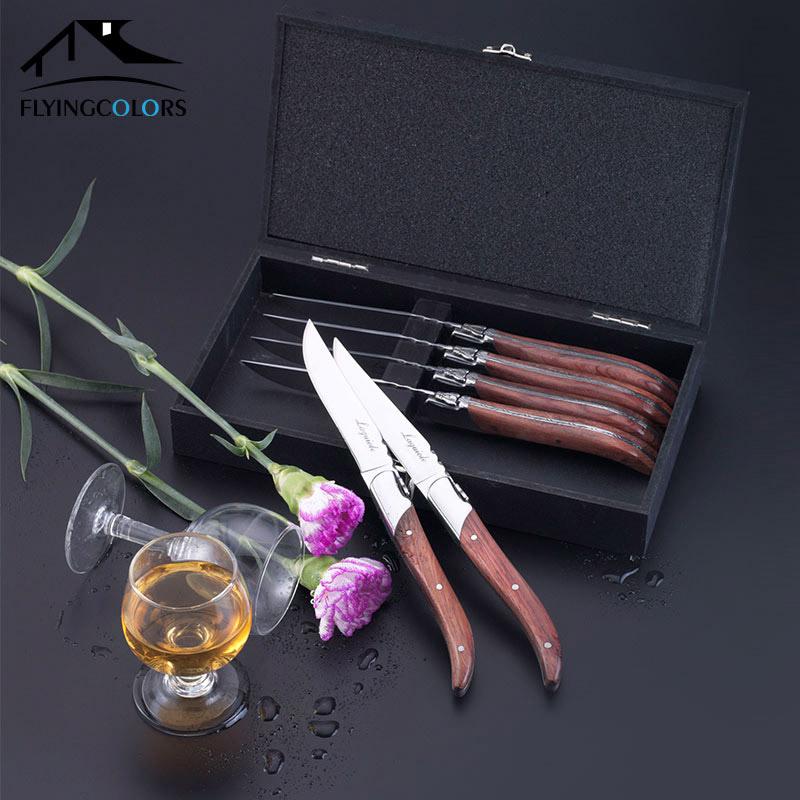 Обеденный нож Steak Knives 2015 Laguiole /6pcs/8.8 Steak Knives -8 обеденный нож steak knives 2015 laguiole 6pcs 8 8 steak knives 8