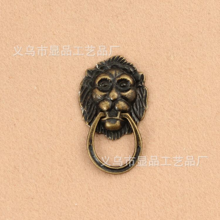 Здесь можно купить  Factory direct Lionhead decorative handle drawer handle handle M284  Аппаратные средства