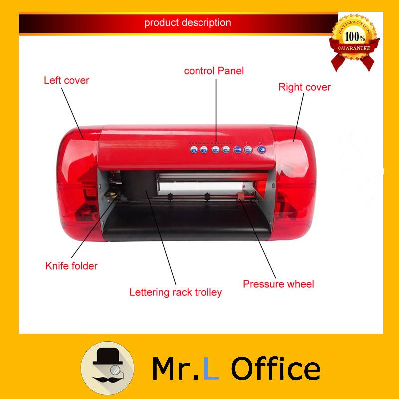 Freeshipping 2-Pack 100V-240V DC240 A4 Mini Desktop Portable Craft Cutting Plotter PU PVC Vinyl Cutter(China (Mainland))