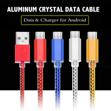 ELIANT 3FT Data Sync Charging Charger Cable Micro USB Cable for iPhone 6s Plus 5s iPadmini / Samsung / Sony Mobile phone Cables