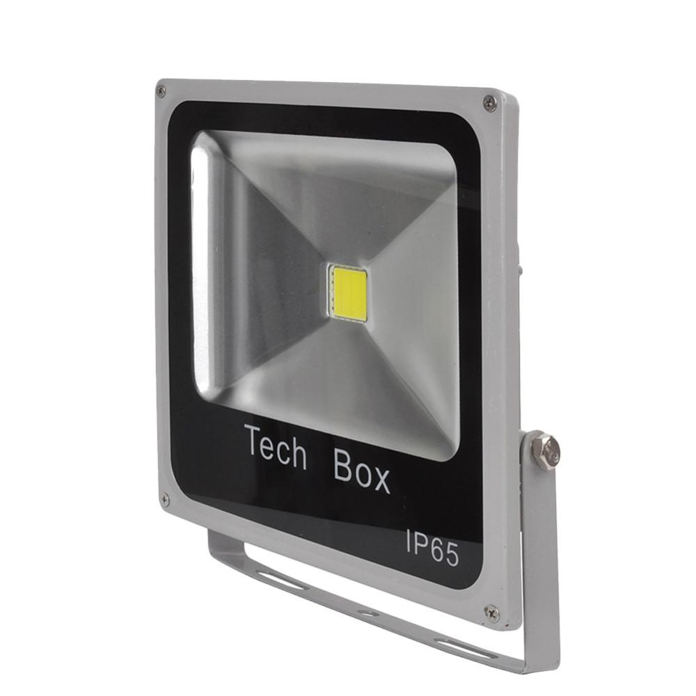 5Pcs Flat Waterproof IP65 High Power 50W 4500LM 120Degree Led Lamp Floodlight Led Flood Light Garden Outdoor Lighting AC85-265V<br><br>Aliexpress