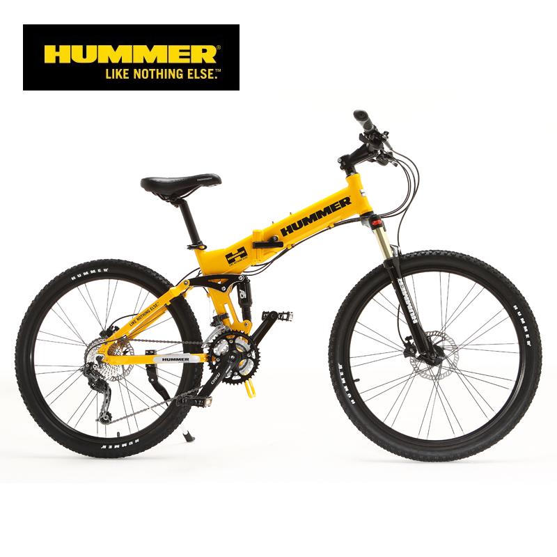 2014 H ummer SF 2630FD hummer bicycle off road folding ...