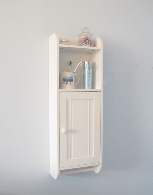 single door cabinet bathroom cabinet bathroom wall ledge towel rack