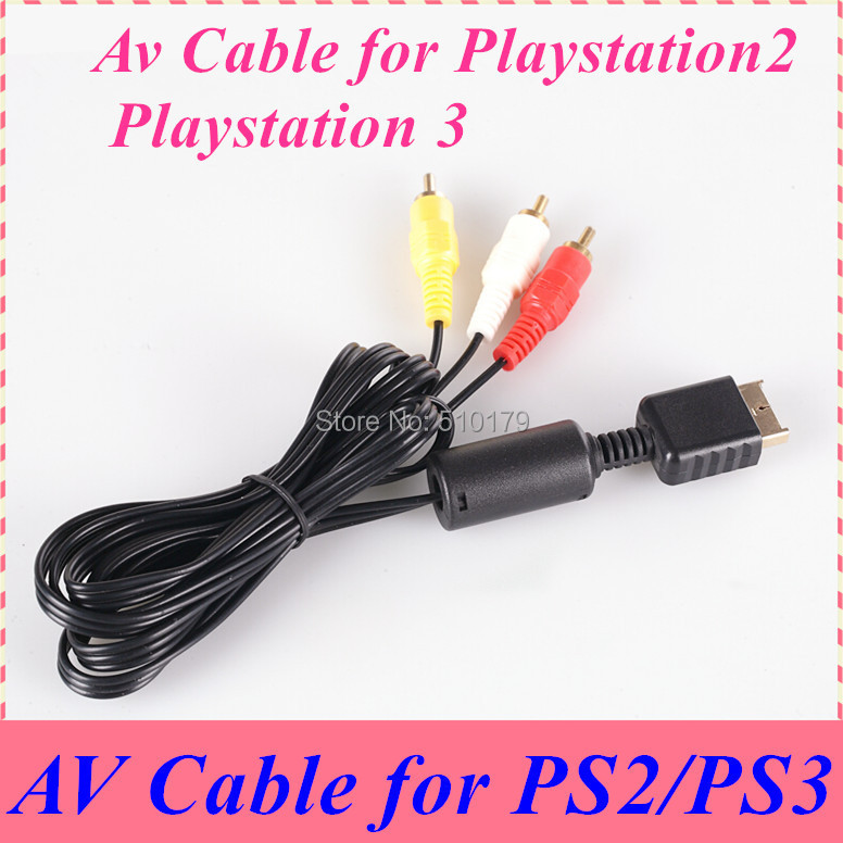 High quality av cable for ps3 av component tv video cable for Cable av ps3 darty