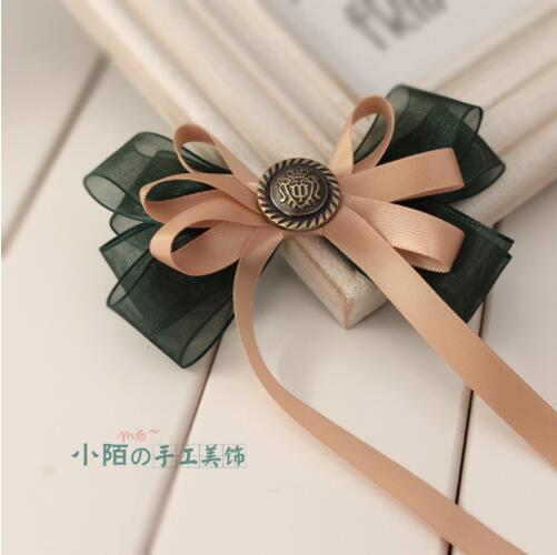 2016 new ribbon bow hair accessories girl hairpin hairpin ...