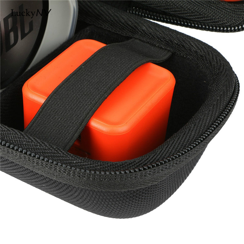 Travel Carry Protective Case Cover Hard Storage Bag For JBL Charge 3 Wireless Bluetooth Speaker Plug&Cables
