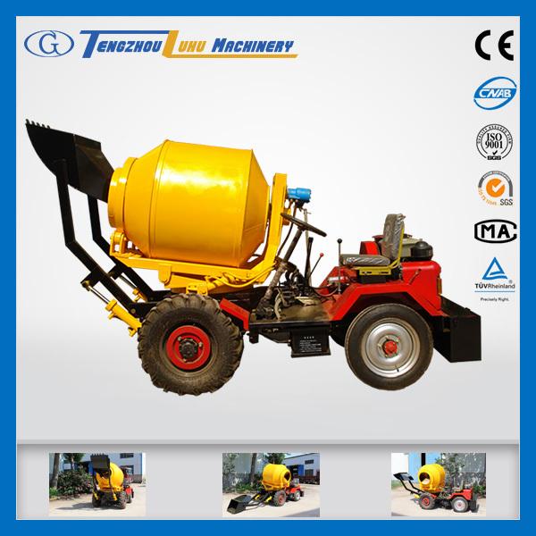 SD800 self loading concrete mixer,cement mixer , concrete mixer truck(China (Mainland))