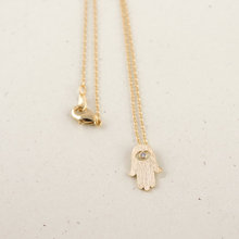 ONE PIECE Gold Silver Hamsa Necklace Long Necklace Hamsa hand evil eye Fatima Hamsa Pendant Sweet Jewelry Fashion for women 2015