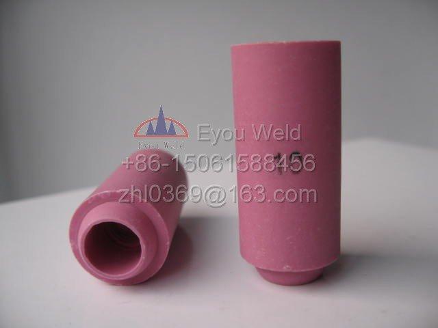 10pcs 10N45 10# Nozzle For Welding Torch WP17 WP18 WP26 - Alumina Ceramic TIG Welding Consumables WP-17 WP-18 WP-26,FREE by CPAM(China (Mainland))