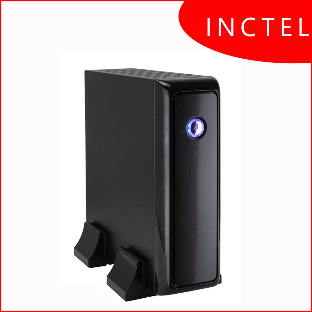 IN-330H 1G RAM 16G SSD or 80G HDD with Atom ION 330 1.6Ghz mini thin client pos ktv thin client HDMI hardware decode HD GPU 9300(China (Mainland))