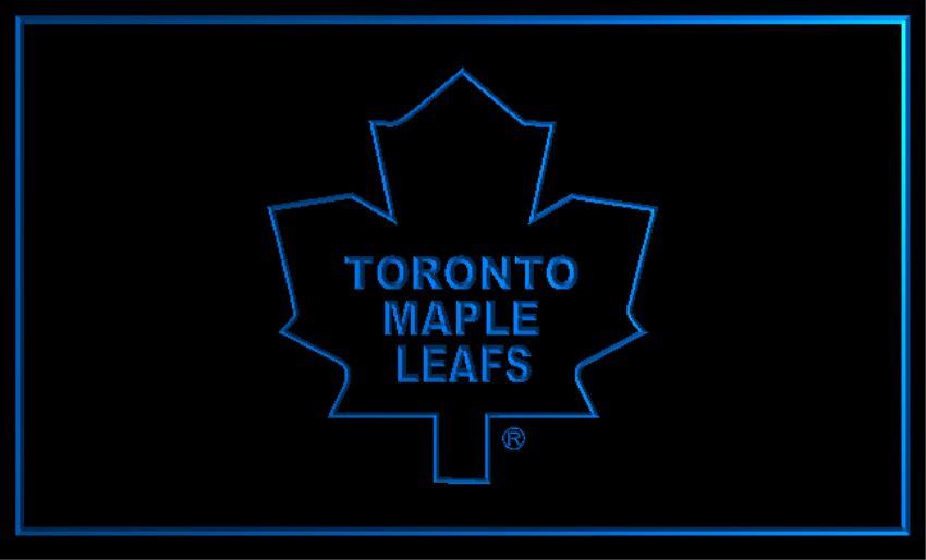 B-171 Toronto Maple Leafs LED Neon Light Sign home decor crafts(China (Mainland))