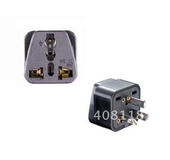 2011 travel Multifunctional 10 pcs/lot 10A universal socket with safety shutter Australia 3 flat pin plug free shipping