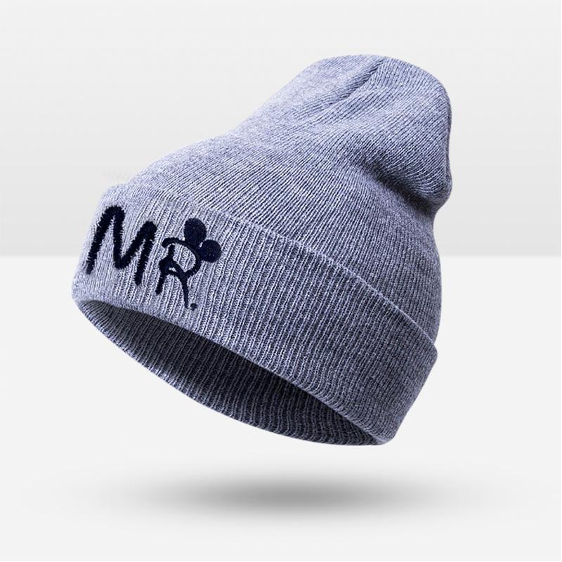 New 2017 Fashion Couple Winter Hat Men Skullies Beanies Warm Caps For Women Men Beanies Hat Cotton Knitted Hats Unisex gorro