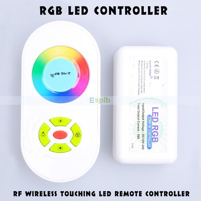 RGB контролер Mi.Light 2.4g RGB 0105/1 For RGB Controler ideal 0105 без стенда