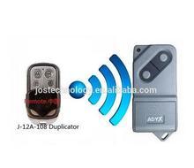 Buy ADYX JA400 JA 401 garage door replacement remote control free for $42.75 in AliExpress store