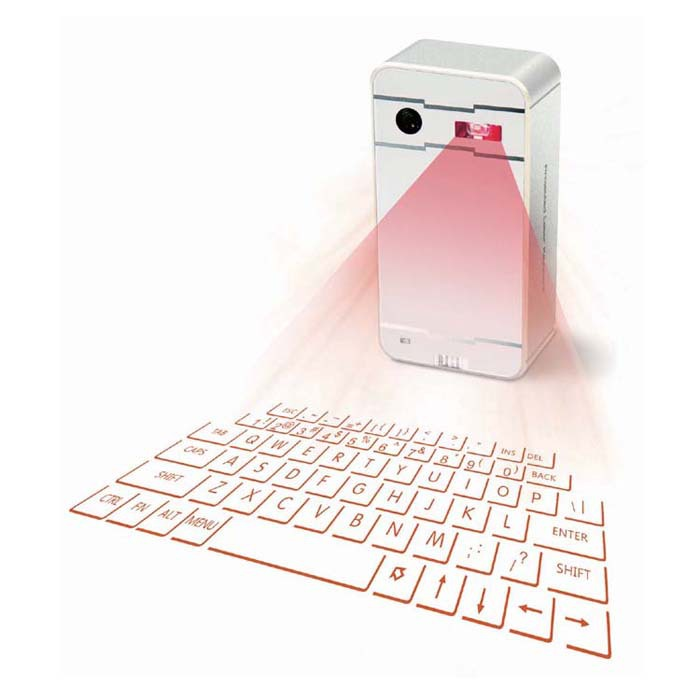 2016 Innovative Wireless Bluetooth Laser Projection Virtual Keyboard for Phone PC Tablet Laptop(China (Mainland))