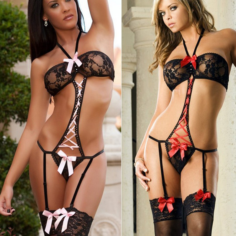 Sexy plus size sexy lingerie hot teddy costumes sexy underwear women sex product erotic lingerie porn