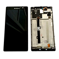 For Lenovo K80 K80M Lemon K8 LCD Display Touch Screen Digitizer Assembly With Frame Replacement Parts