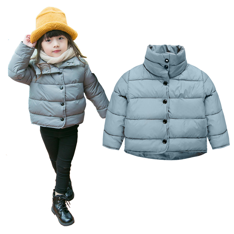 2015 Girls Boys Winter Coat Kids Jacket Warm Child Coats Brand Parka Clothes Children - Joey's Fashion House Trade Co.,Ltd store