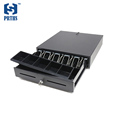 Quality cash drawer box with 5 adjustable bill blank and 8 removable coin cabinet RJ11 POS