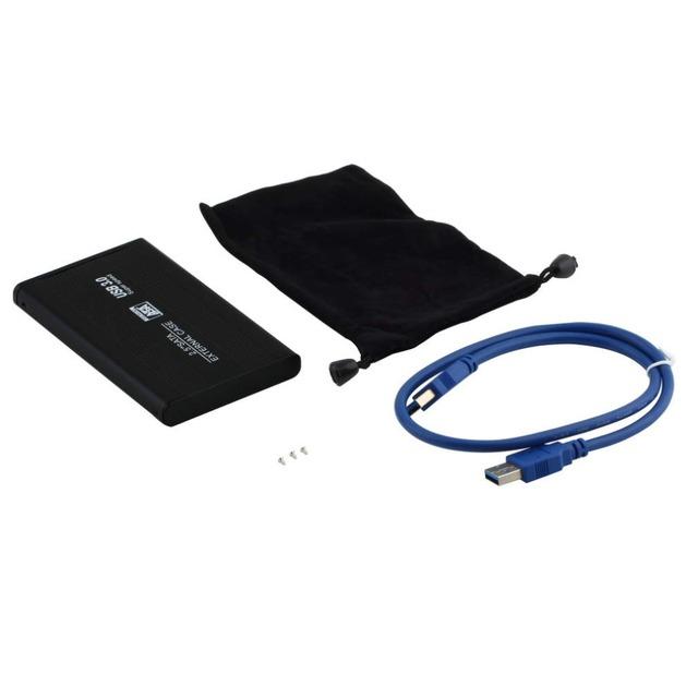 USB 2.5 inch SATA External Hard Drive Mobile Disk HD Enclosure/Case Box New HDD Case Sata to USB 3.0 Hard Drive Disk