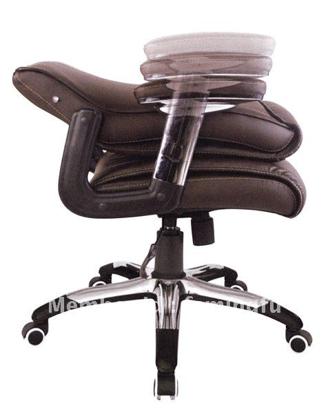 leather Foldable office chair MF 325 in Folding Chairs
